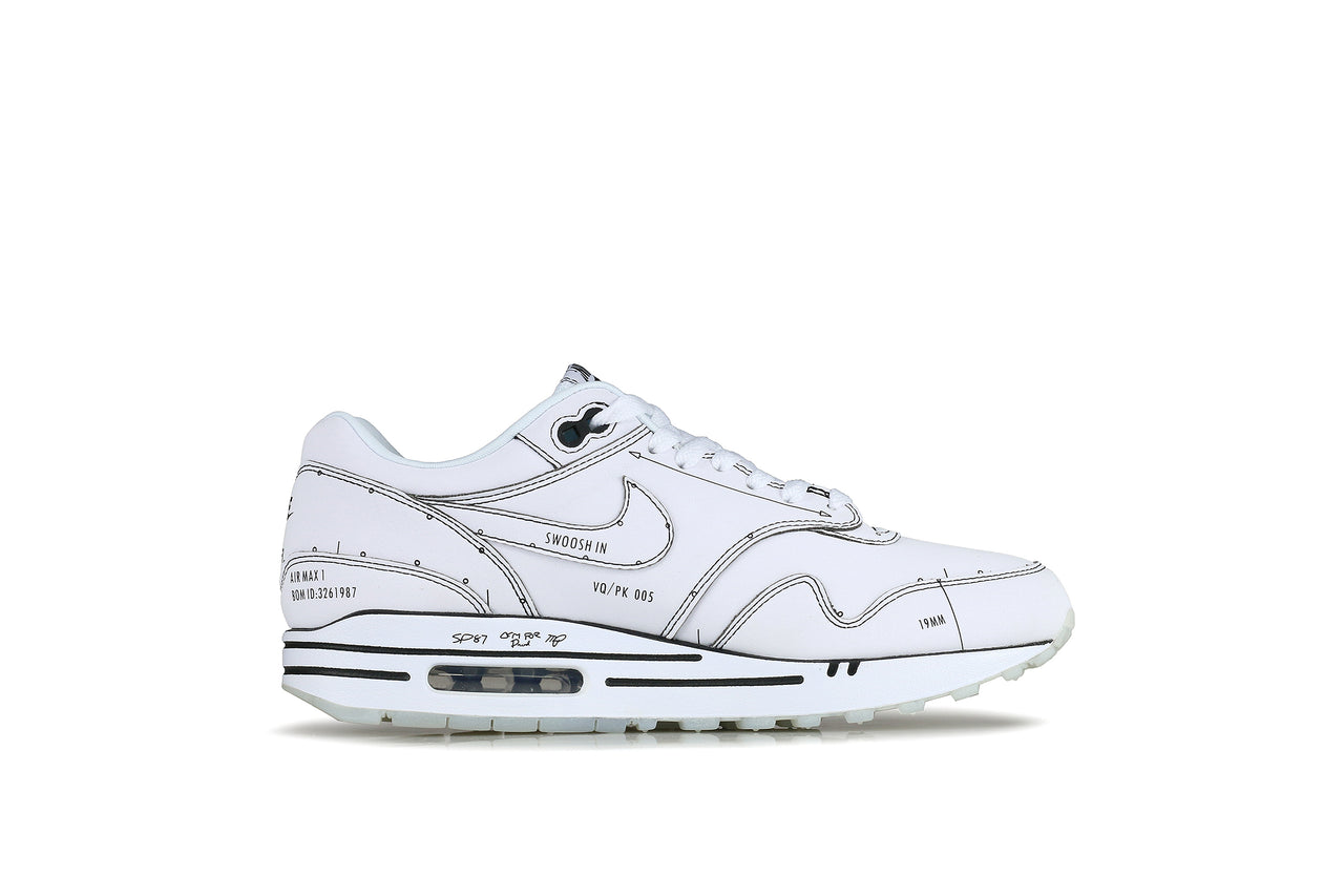 "Nike Air Max 1 ""Sketch To Shelf"""