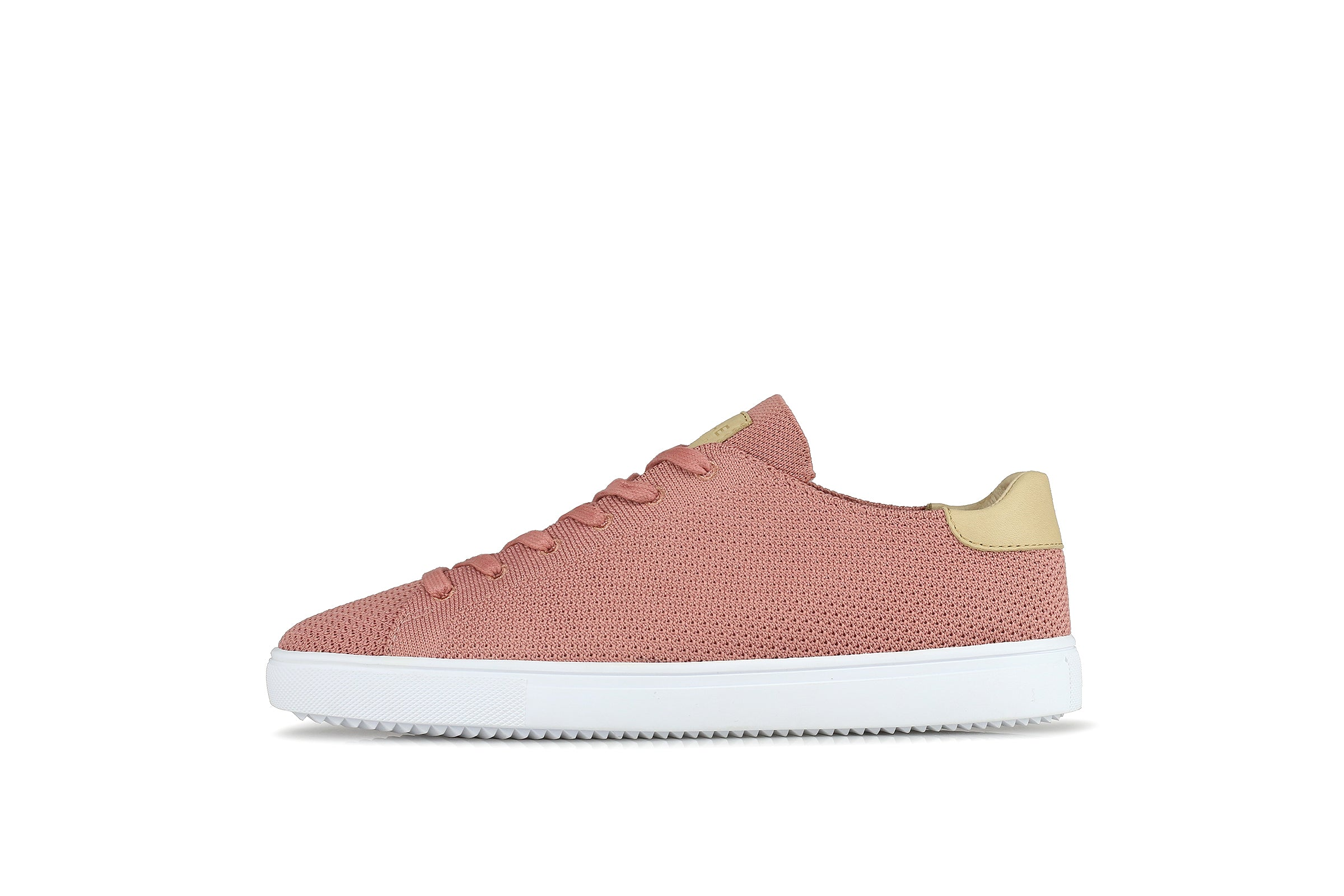 "Clae Bradley Knit ""Rose White"""