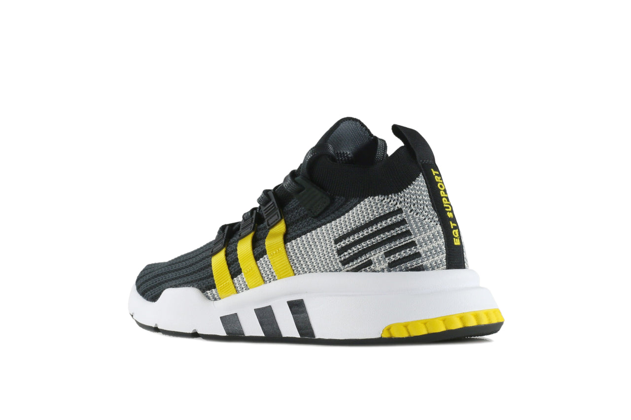 best service 8a1cb fb305 ... pk charcoal grey black yellow jaune cq2996 adidas cheaps running adidas  eqt support mid adv primeknit