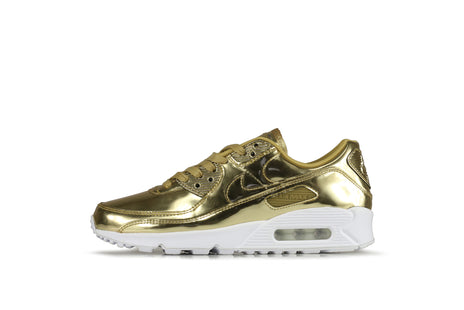 Nike Womens Air Max 90 Liquid Metal