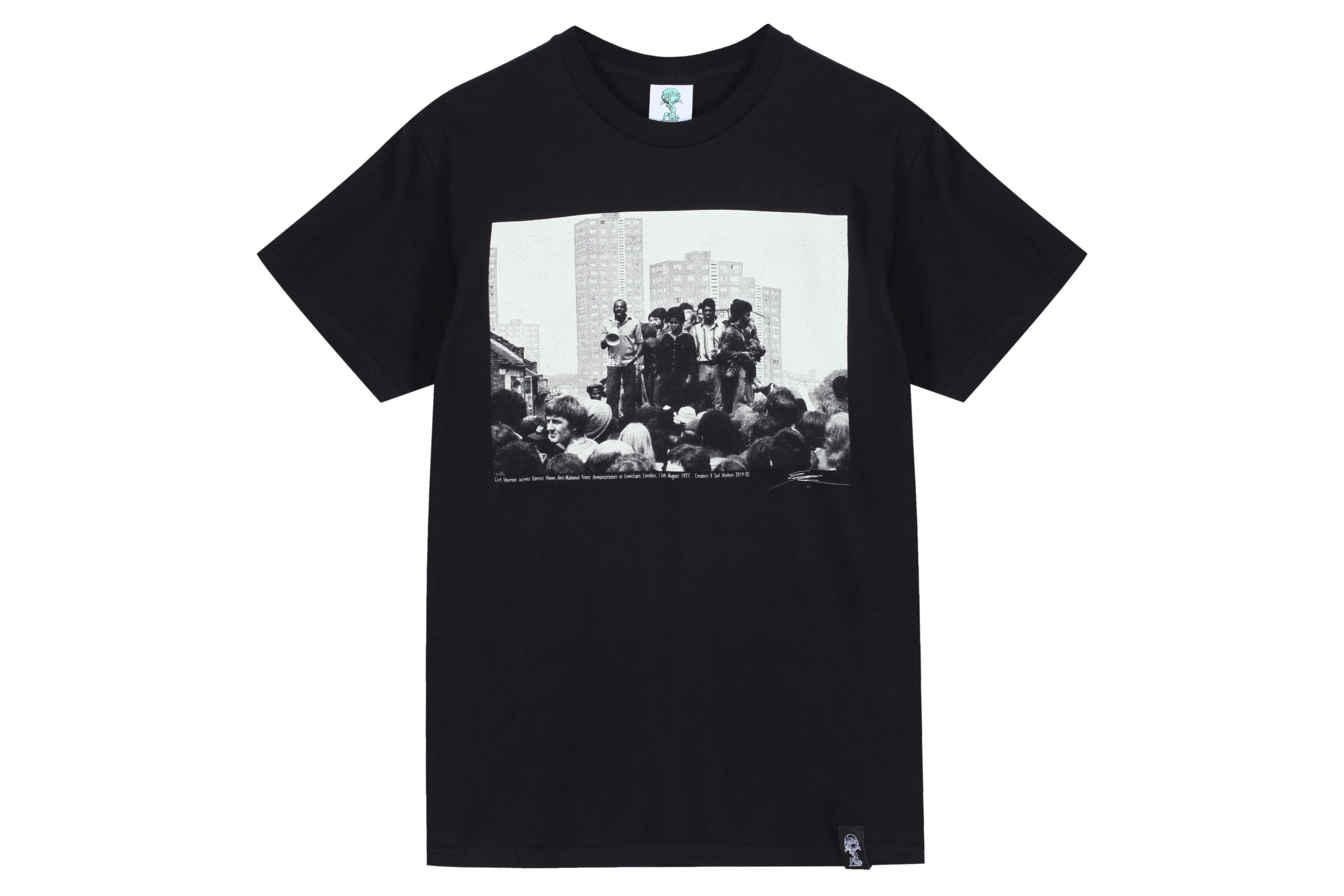 Creation x Syd Shelton Tee