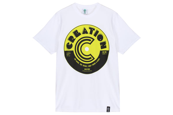 Creation Bass & Treble Label Tee