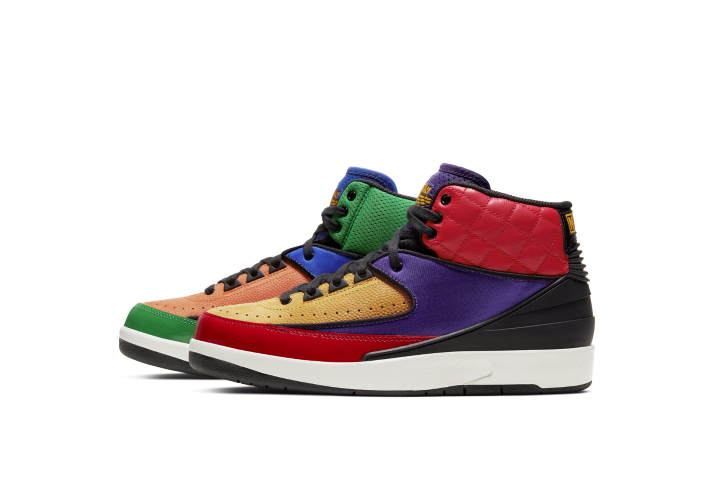 "Nike Womens Air Jordan 2 Retro ""What The"""