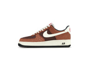 "Nike Air Force 1 Premium ""Red Bark"""