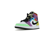 "Nike Womens Air Jordan 1 Mid SE ""Multi-Color"""