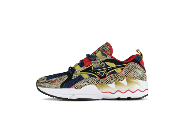 "Mizuno Wave Rider1 x 24 Kilates ""King Cobra"""