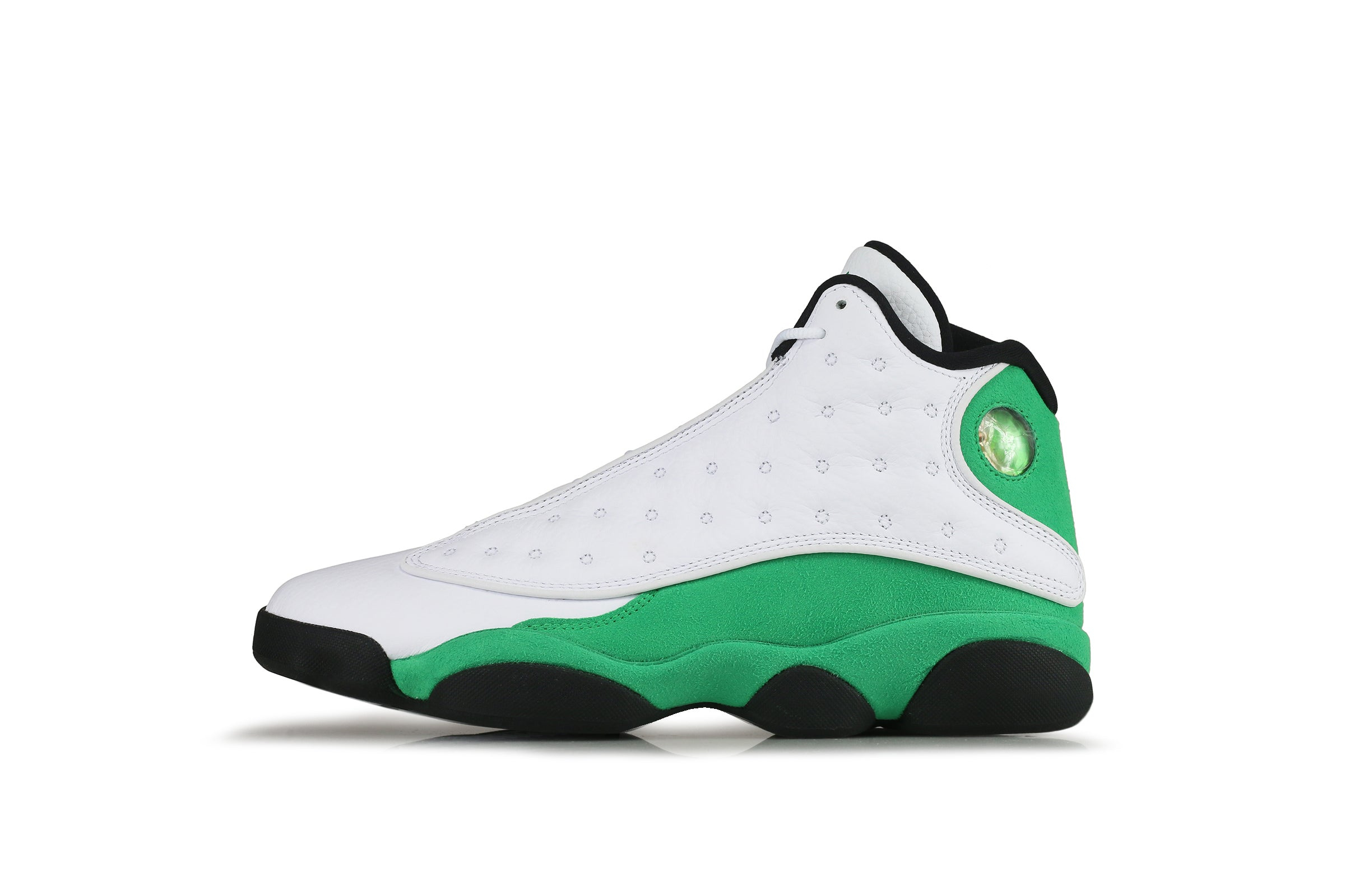 "Nike Air Jordan 13 Retro ""Lucky Green"""