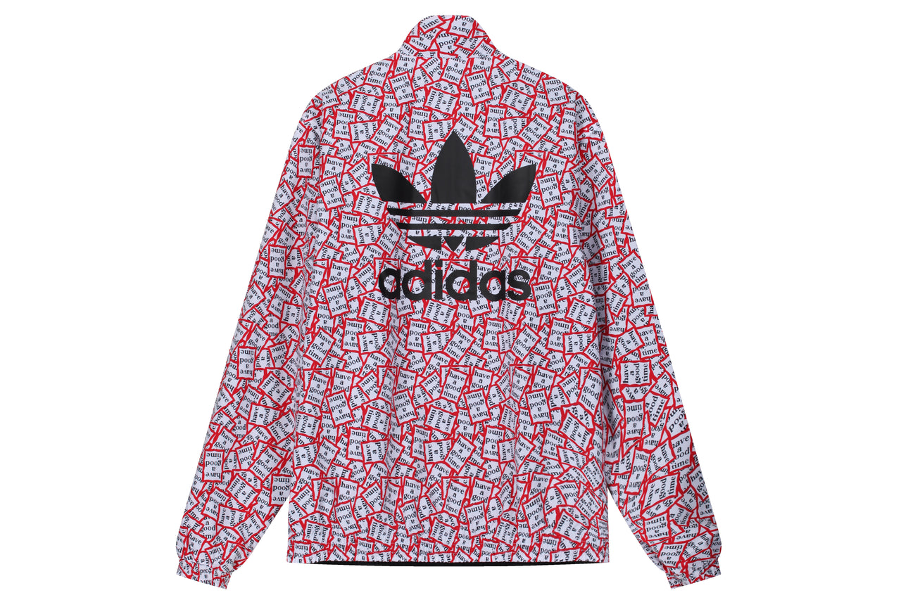 Adidas Rev Track Top x Have A Good Time