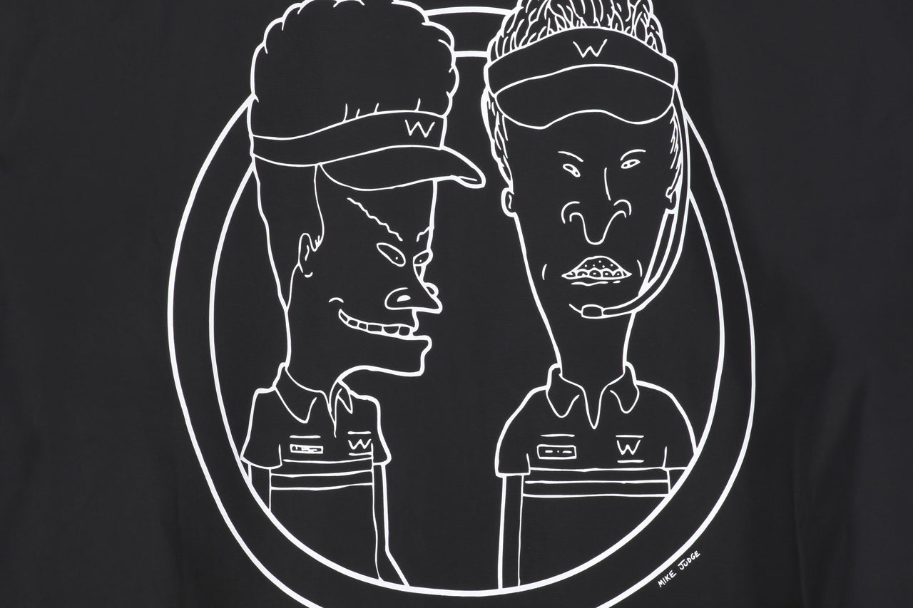 Adidas Jacket x Beavis & Butt-Head