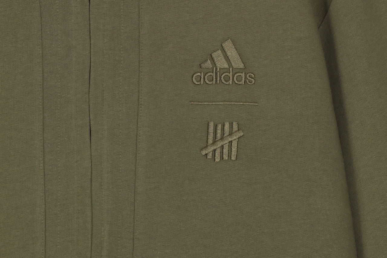 Adidas Hoodie x Undefeated