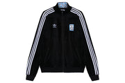 Adidas Velour Track Top x Have A Good Time