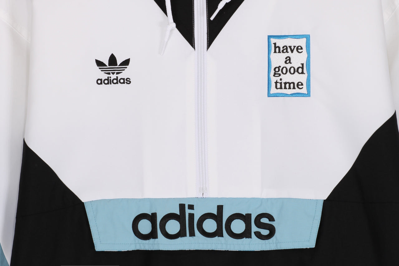 Adidas Pullover Windbreaker x Have A Good Time