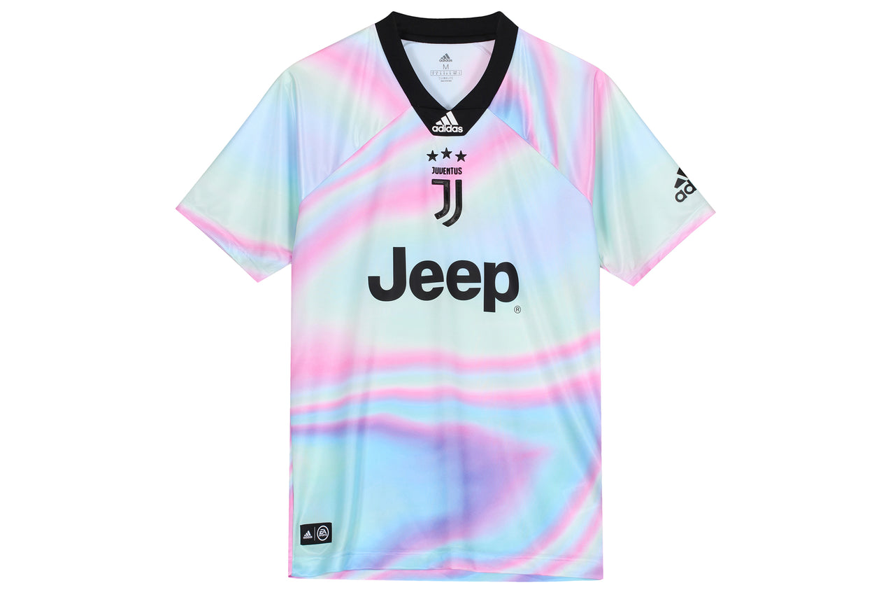 new concept 20915 ab935 Adidas Juventus EA Football Jersey