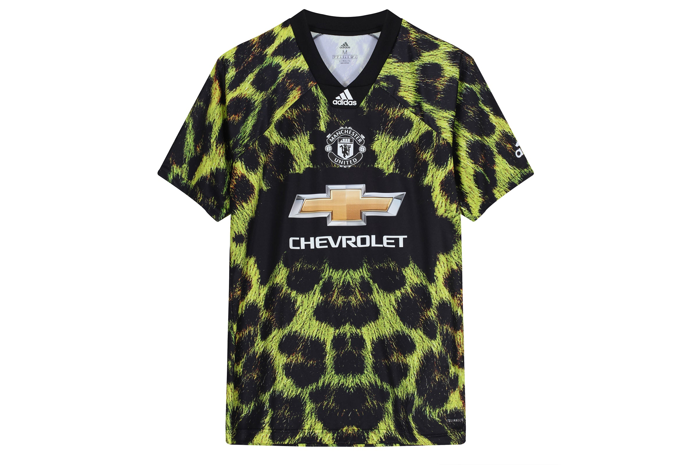 Adidas Manchester United EA Football Jersey