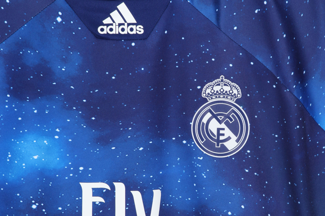 Adidas Real Madrid EA Football Jersey