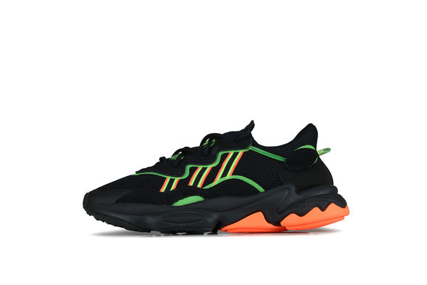 "Adidas Ozweego ""Black Light"""