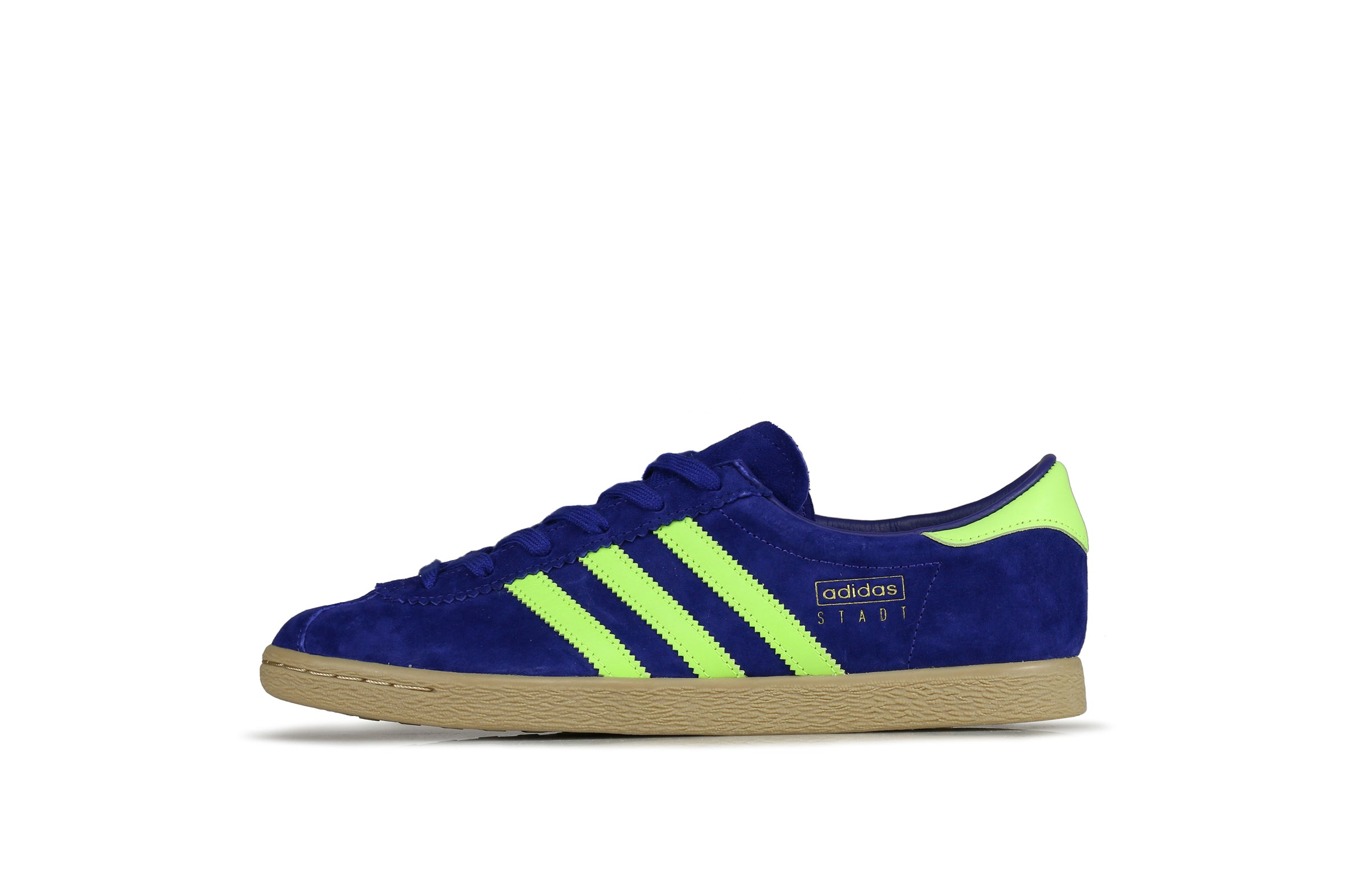 adidas Jeans Super Blue Suede size? Exclusive Sneaker Bar