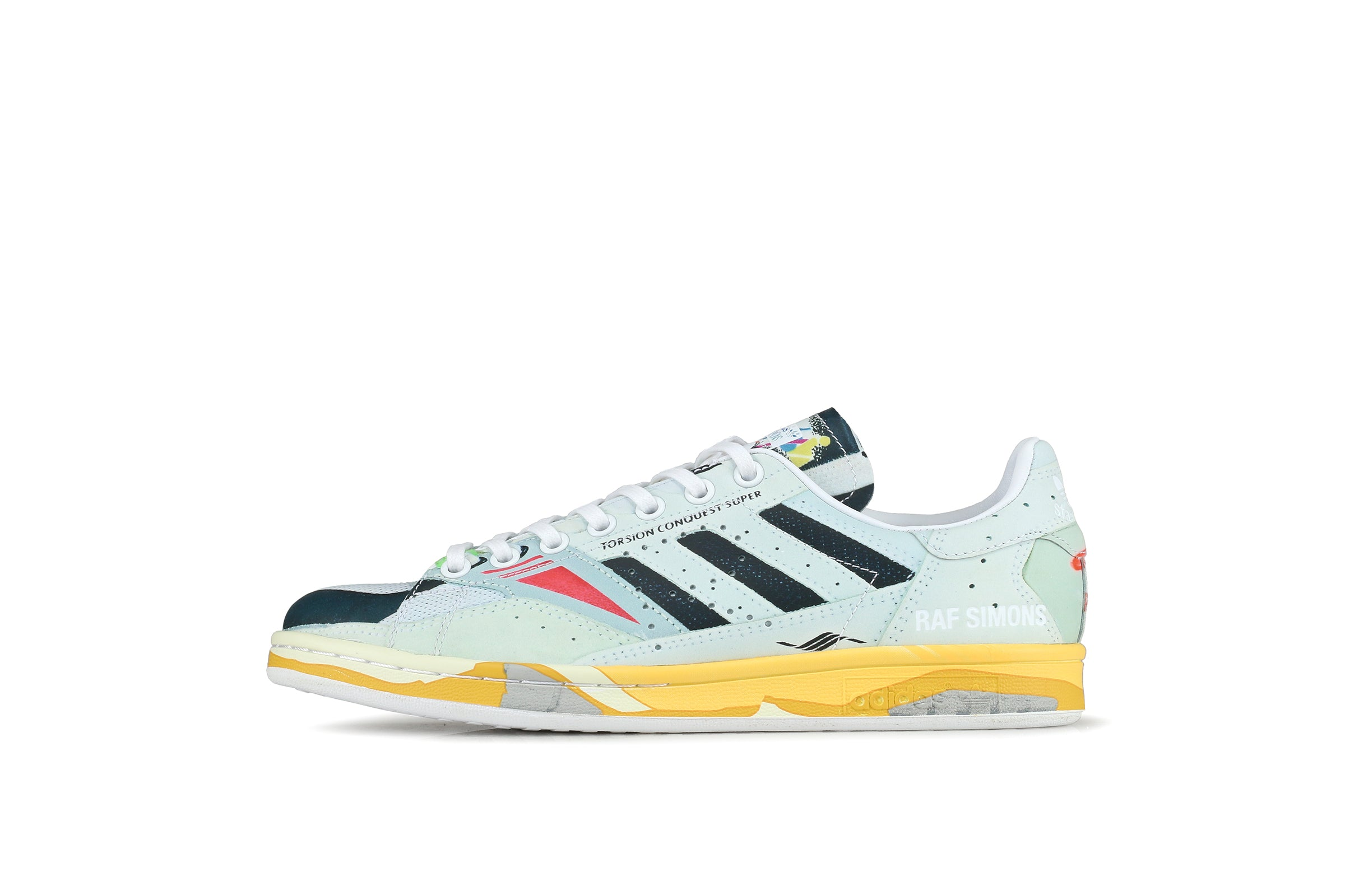 e64b1f04930ce Adidas Torsion Stan Smith x Raf Simons