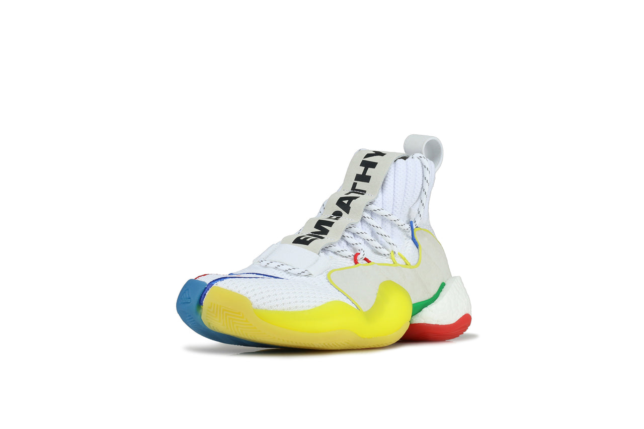 75db24dc5f889 Adidas Crazy BYW LVL X PW x Pharrell Williams – Hanon