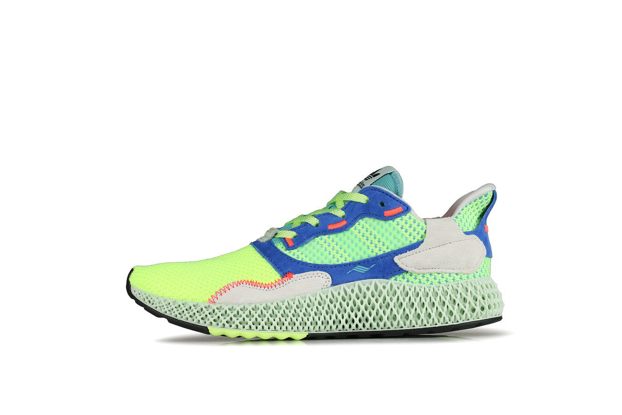 sélection premium e01a4 64fed Adidas ZX 4000 4D The Boost Lab
