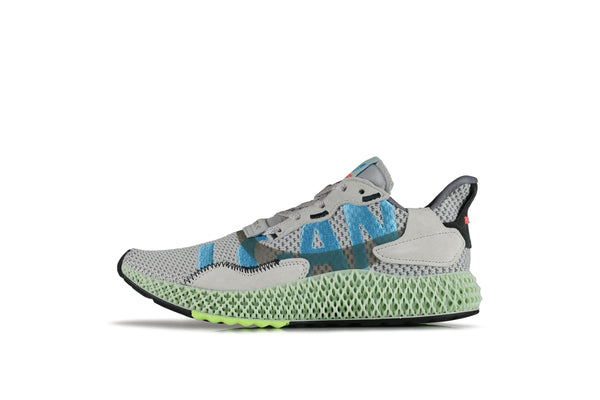 "Adidas ZX 4000 4D ""I Want, I Can"""
