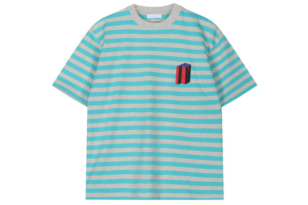 Futur G Fit 3DF Striped Tee