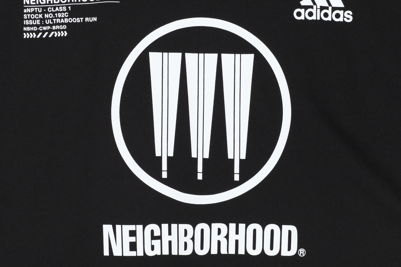 Adidas SSL Tee x Neighborhood