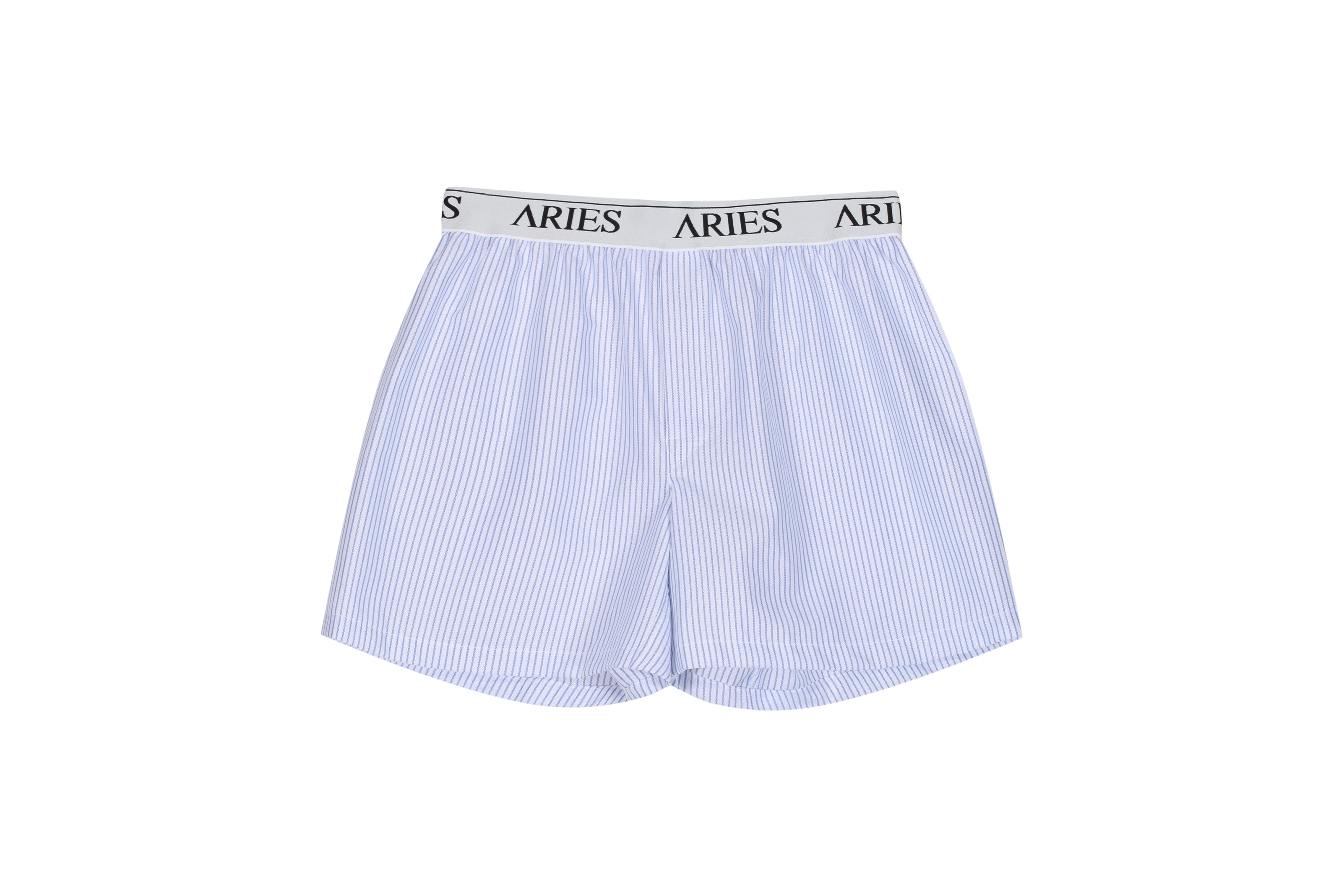 Aries Narrow Stripe Boxer Shorts