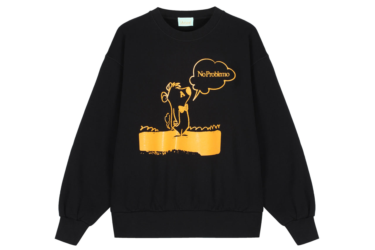 Aries Stoner Bear Sweatshirt