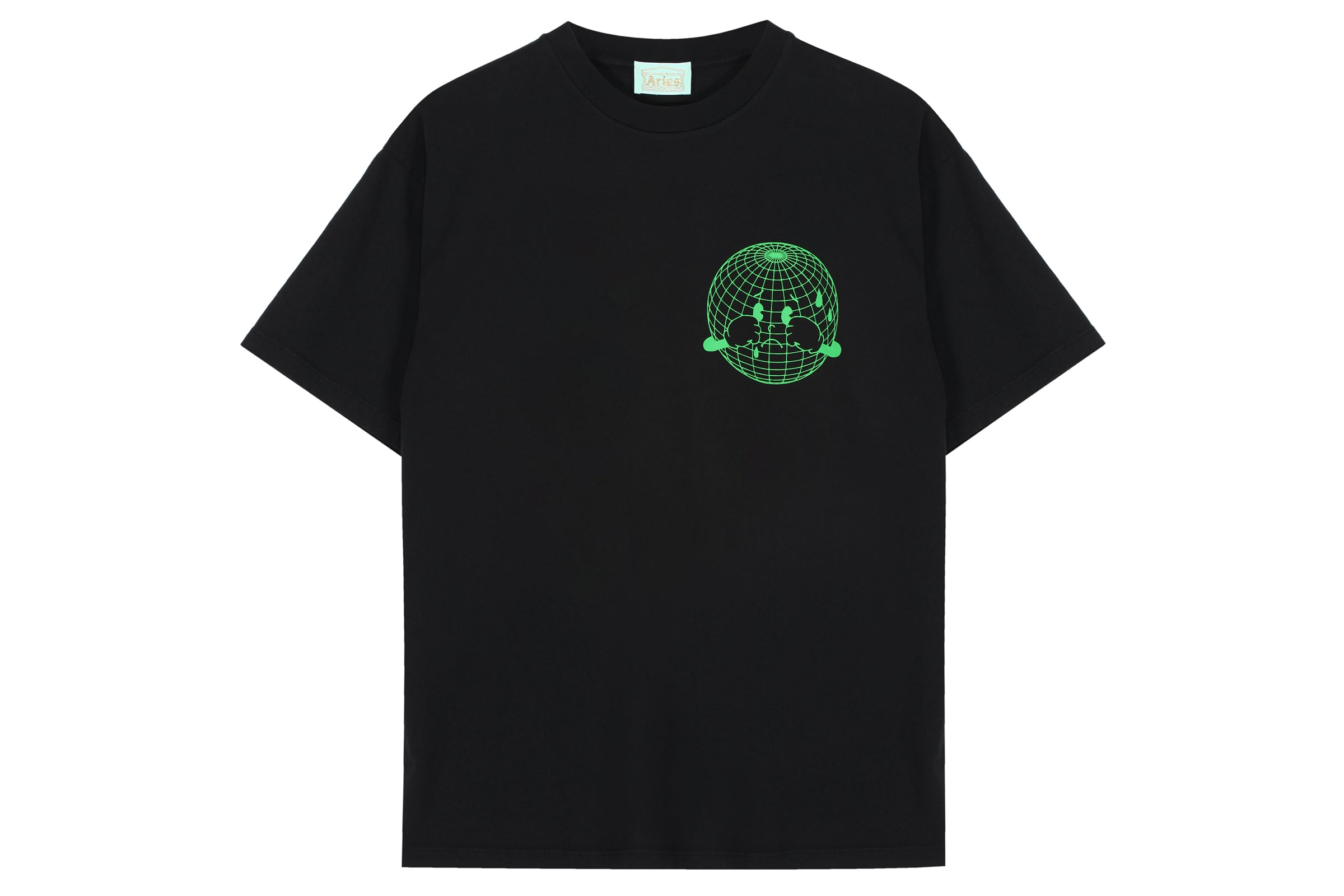 Aries Sad Planet SS Tee