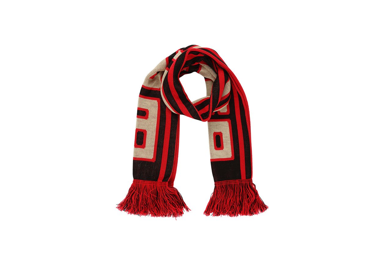 Aries Meandros Scarf