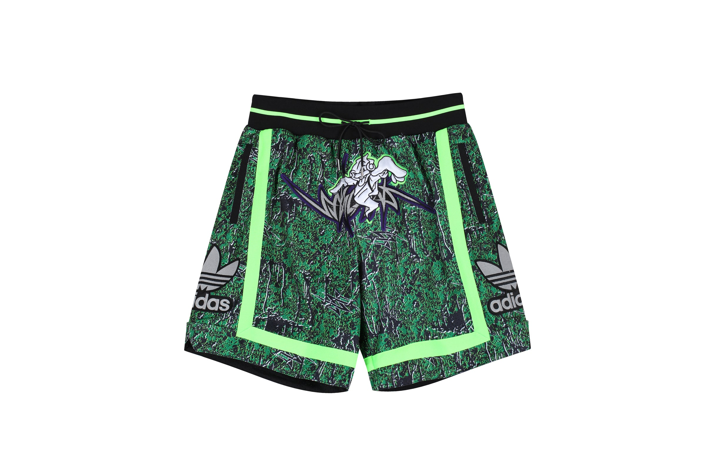 Adidas Basketball Shorts x Sankuanz