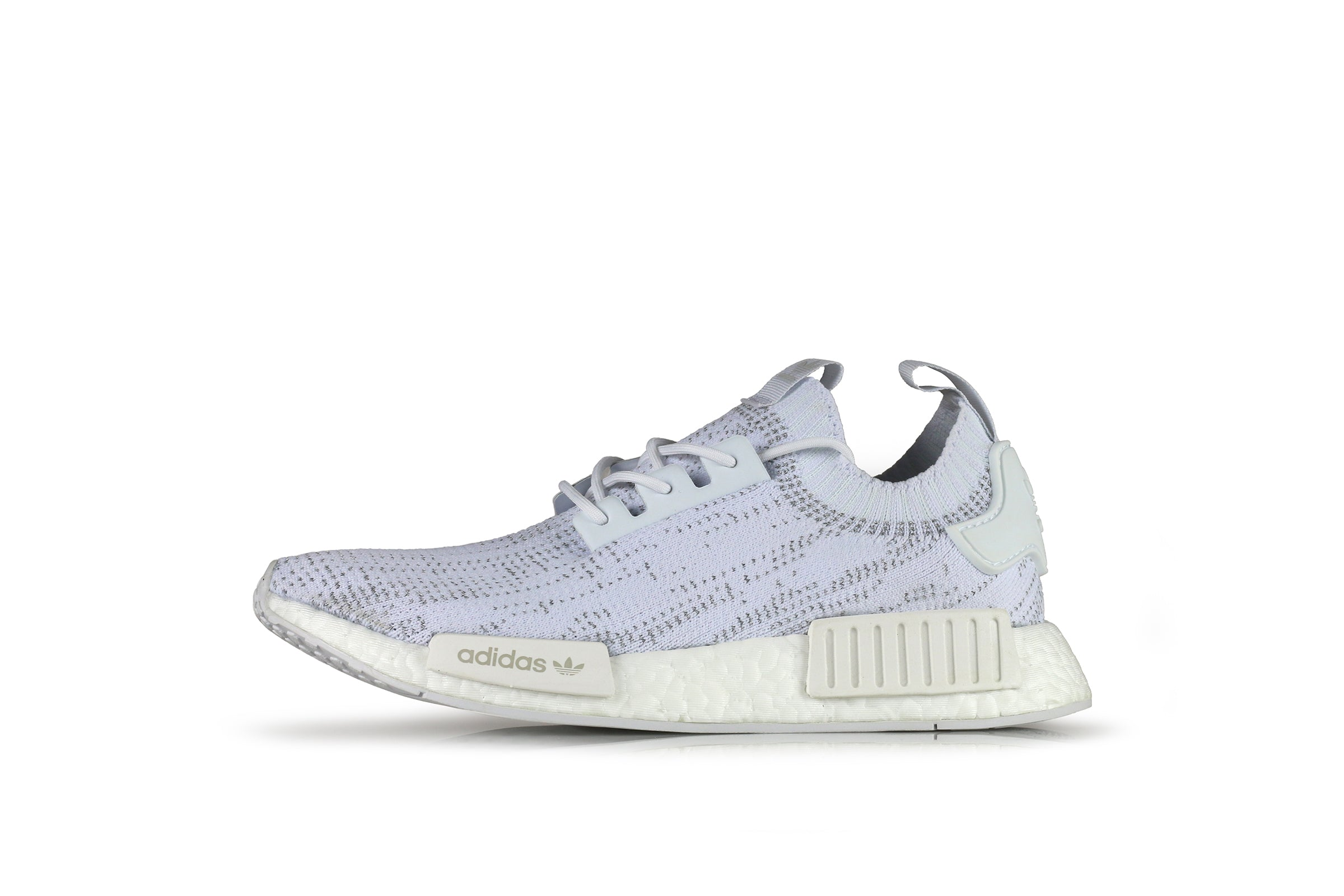 "Adidas NMD_R1 PK ""Flash White"""