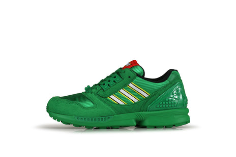 "Adidas ZX 8000 x Lego ""Green Bricks"""