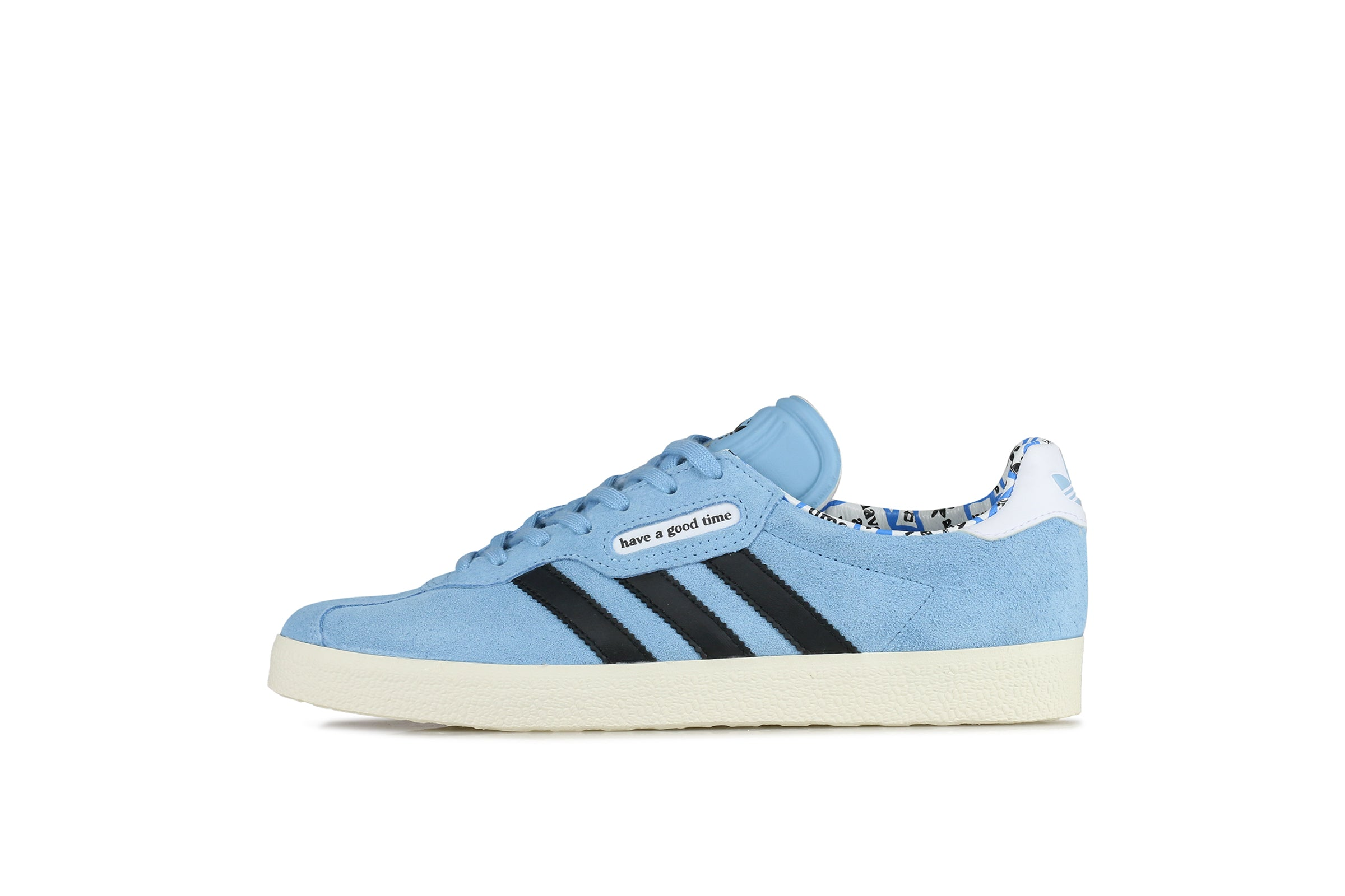 1e8d1e4dc6e46 Adidas Gazelle Super x Have A Good Time