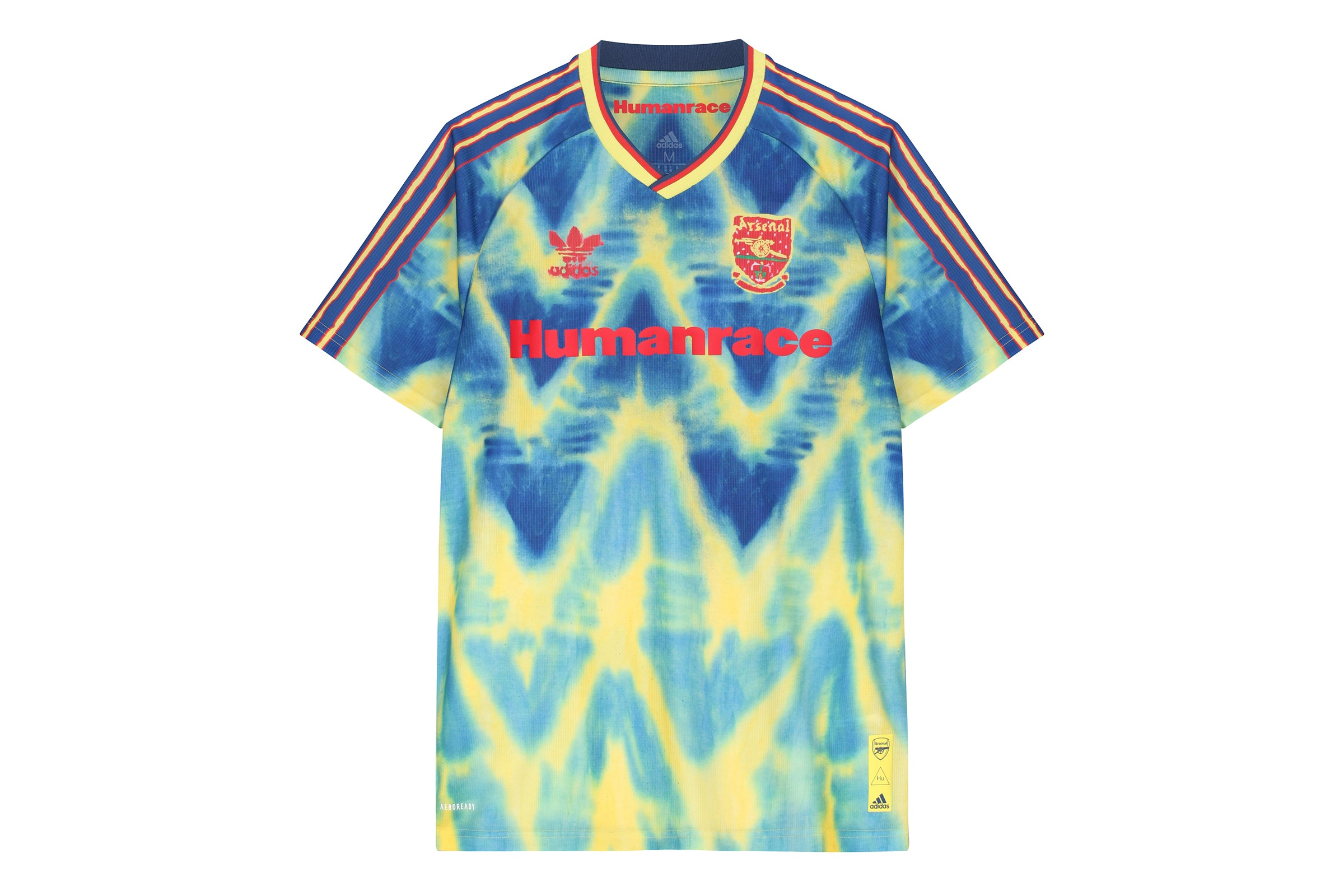 Adidas Arsenal Human Race Jersey x Pharrell Williams