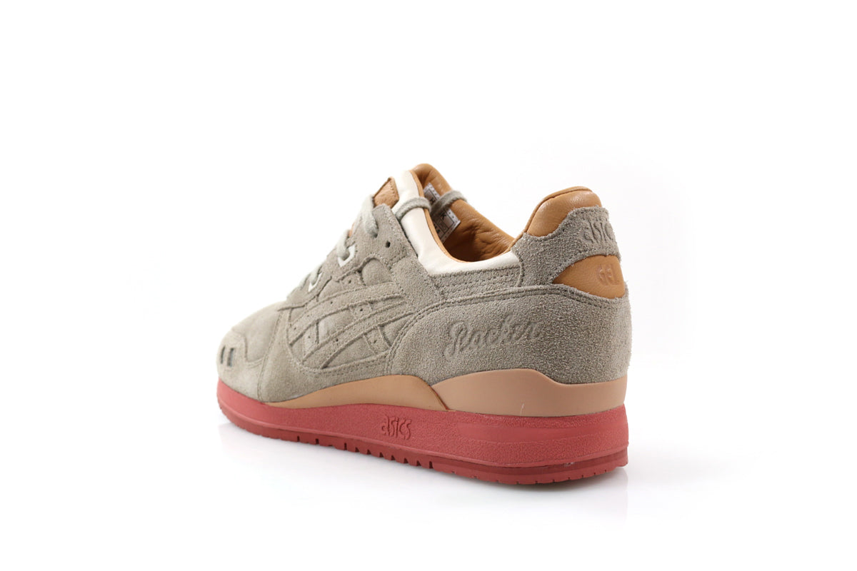 Asics-Gel Lyte III 25th Anniversary x Packer
