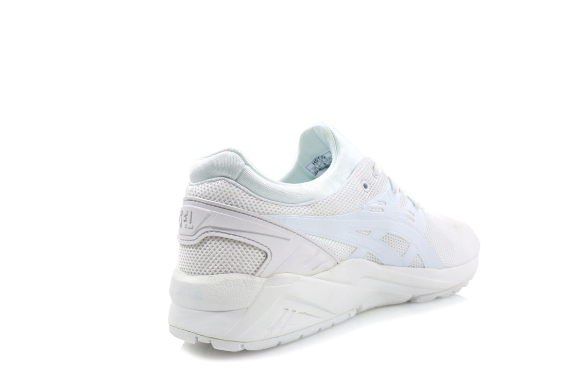 Asics Gel-Kayano Trainer Evo Triple White