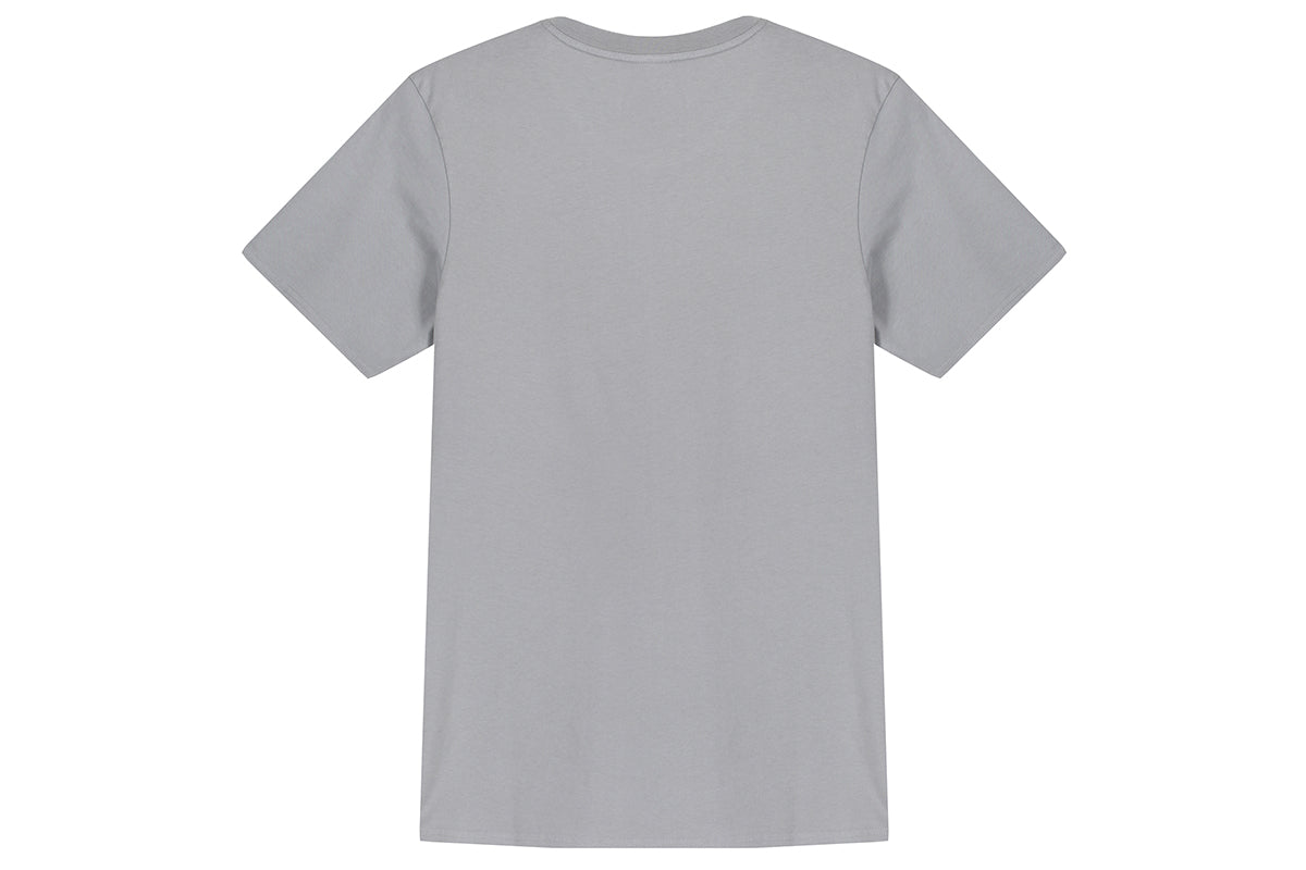 "Hanon Flame Badge Tee ""Monument Grey"""