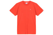 "Hanon Flame Badge Tee ""Brick Red"""