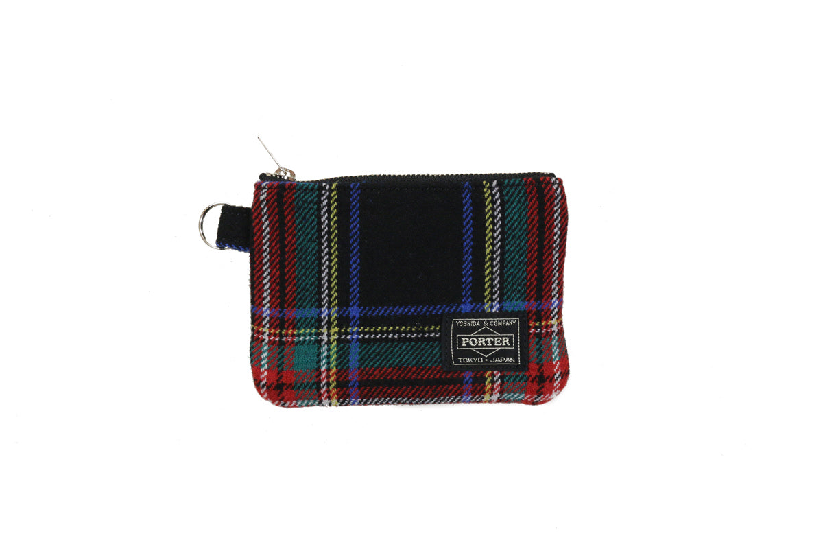 Head Porter Lesson Zip Wallet