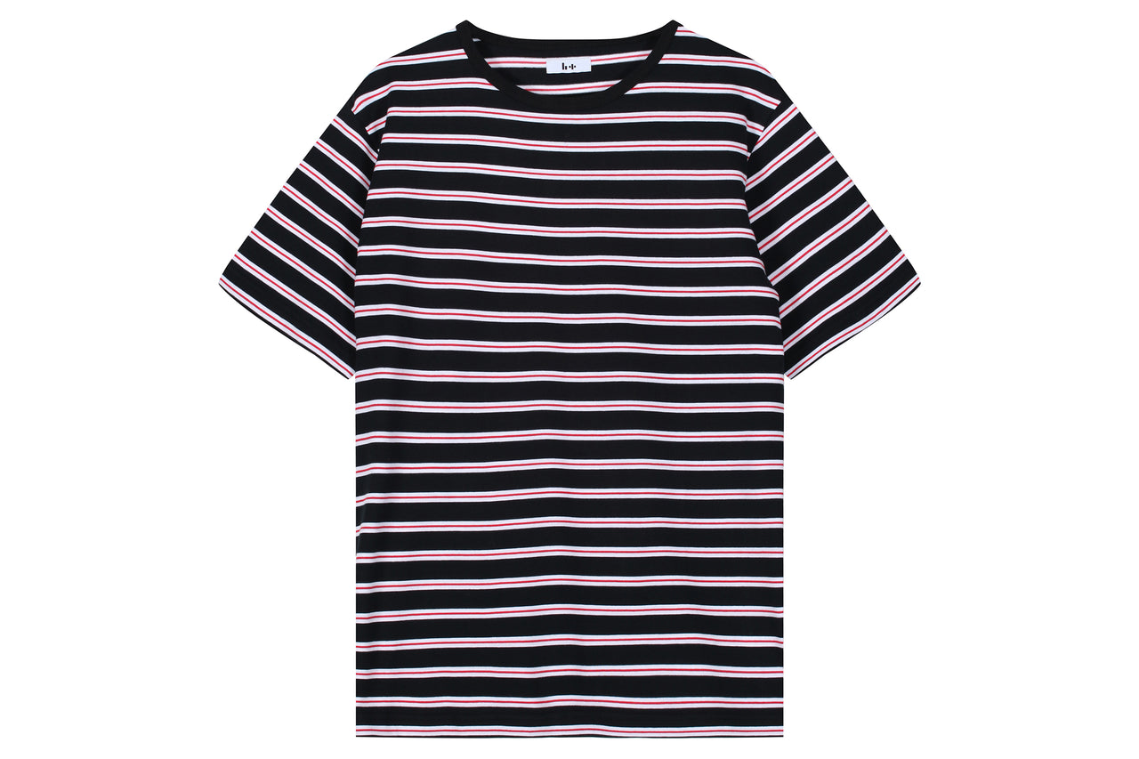 Head Porter Plus Border H/S Tee