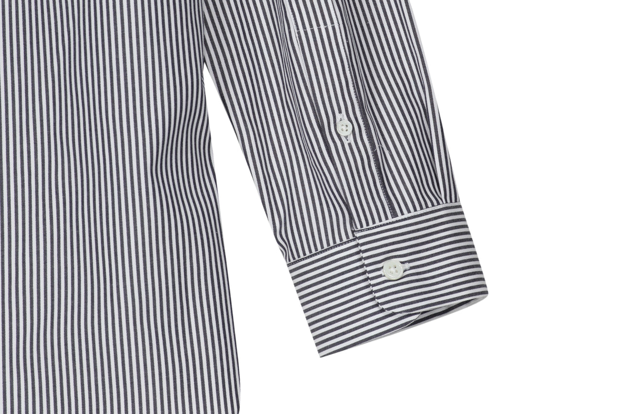 Head Porter Plus Stripe Oxford Shirt