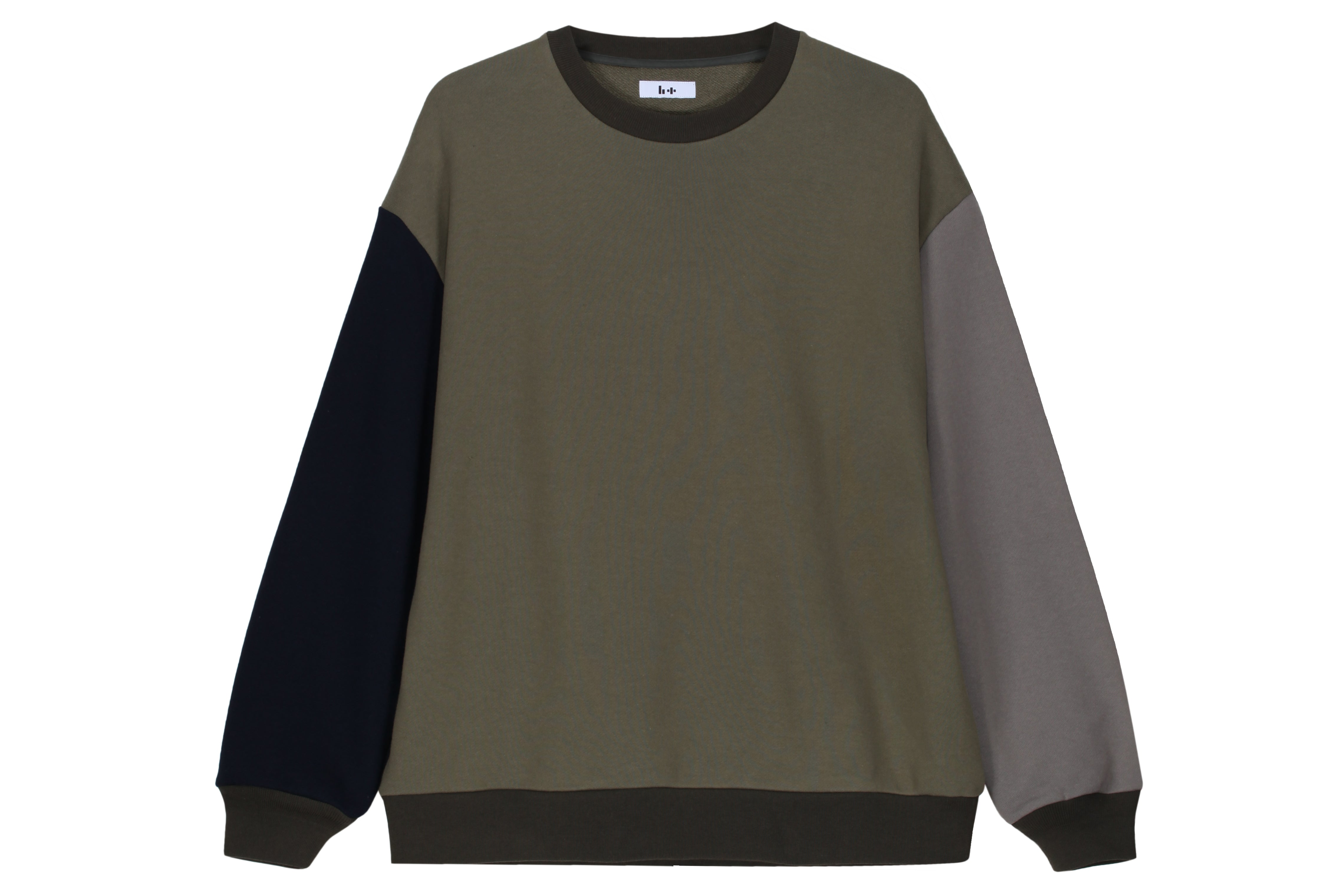 Head Porter Plus Panel Crew Neck Sweatshirt