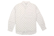 Head Porter Windowpane Check Shirt