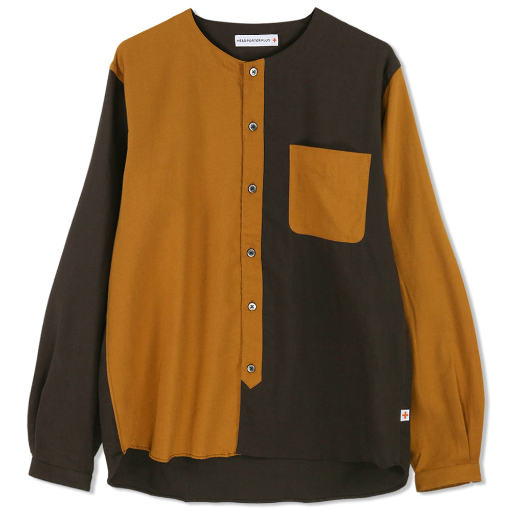 Head Porter Plus Panel Shirt