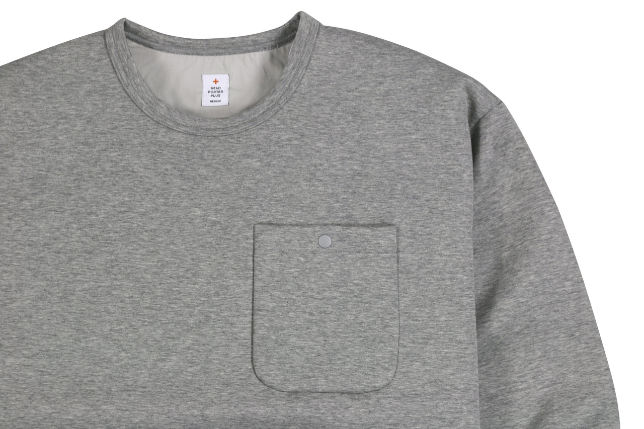 Head Porter Plus Pocket Sweatshirt