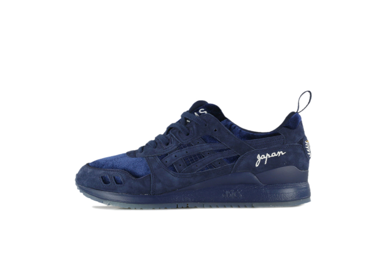 Asics Gel-Lyte III x Beams x Mita