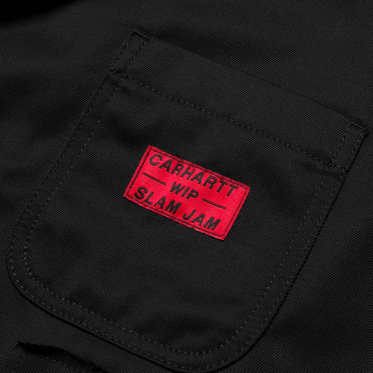 Carhartt WIP Minute Man Shop Jacket x Slam Jam