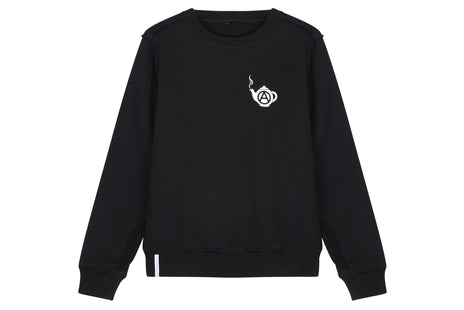 Akasix Something Brewing Jump Sweatshirt x Jamie Reid x Fragment